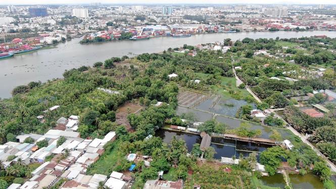 Bên trong 'siêu' đô thị bị quy hoạch treo gần 30 năm giữa lòng Sài Gòn - ảnh 6