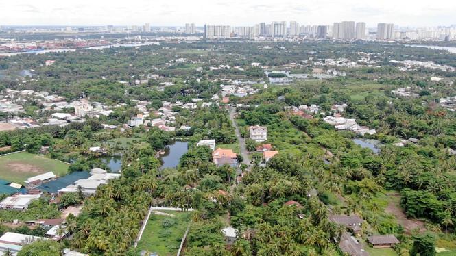 Bên trong 'siêu' đô thị bị quy hoạch treo gần 30 năm giữa lòng Sài Gòn - ảnh 7