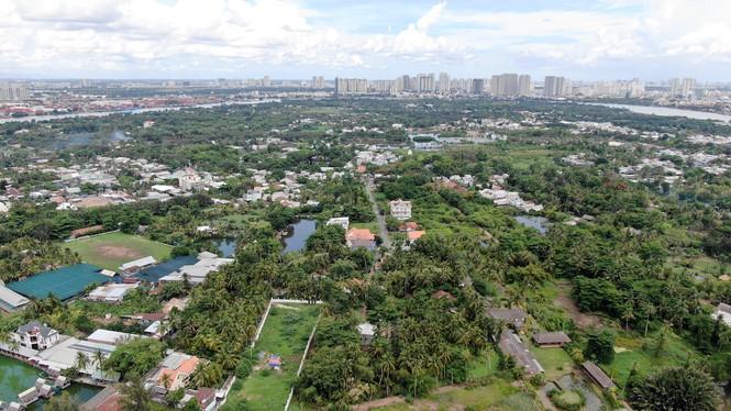 Bên trong 'siêu' đô thị bị quy hoạch treo gần 30 năm giữa lòng Sài Gòn - ảnh 8