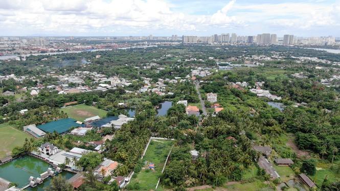 Bên trong 'siêu' đô thị bị quy hoạch treo gần 30 năm giữa lòng Sài Gòn - ảnh 9