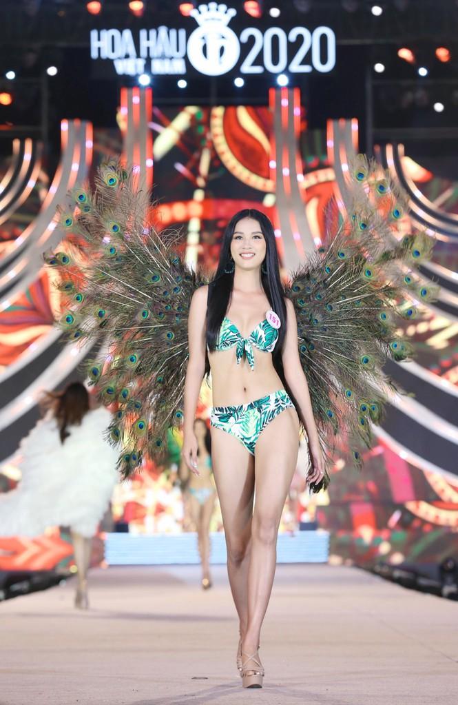 5 cô gái mặc bikini đẹp nhất HHVN 2020 chia sẻ bí quyết giữ dáng và hậu trường catwalk - ảnh 6