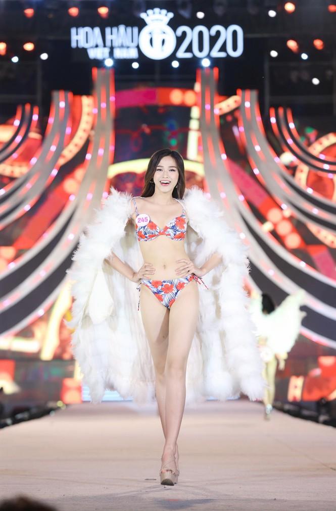 5 cô gái mặc bikini đẹp nhất HHVN 2020 chia sẻ bí quyết giữ dáng và hậu trường catwalk - ảnh 4