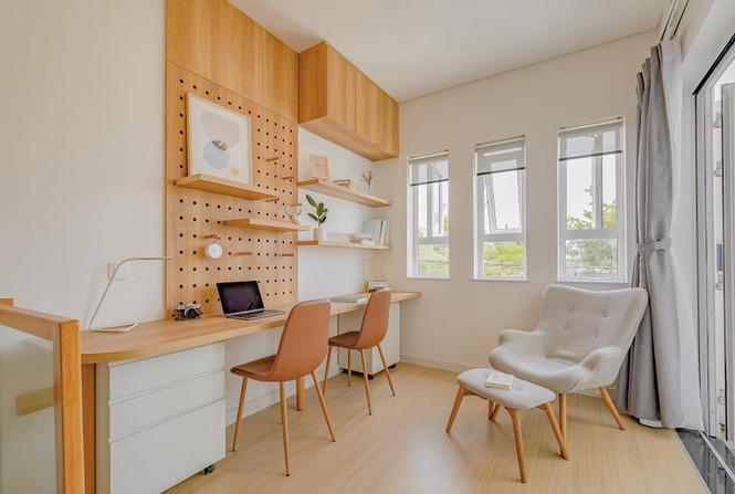 Mê mẩn ngôi nhà màu trắng đẹp tinh khôi - ảnh 4