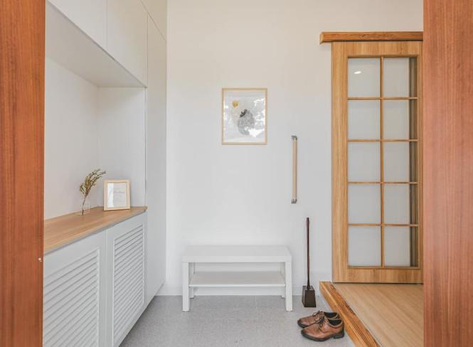 Mê mẩn ngôi nhà màu trắng đẹp tinh khôi - ảnh 10