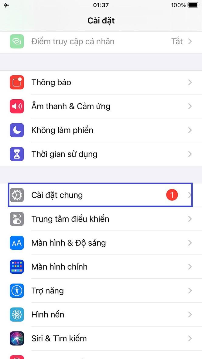 Hướng dẫn phân biệt iPhone chính hãng với iPhone xách tay - ảnh 1
