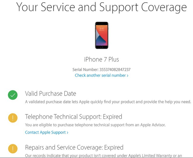 Hướng dẫn phân biệt iPhone chính hãng với iPhone xách tay - ảnh 6