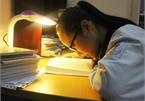 Cô gái 'đi học bằng đôi tai' giành giải Ba thi HSG quốc gia