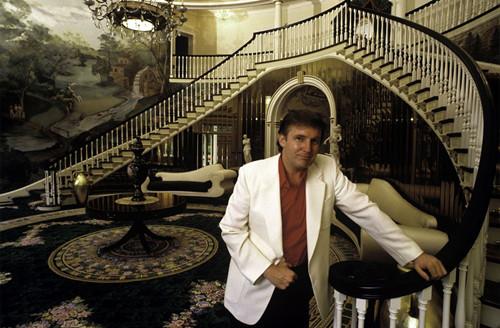 Ngỡ ngàng bên trong biệt thự ngàn tỷ của TT Donald Trump và vợ cũ