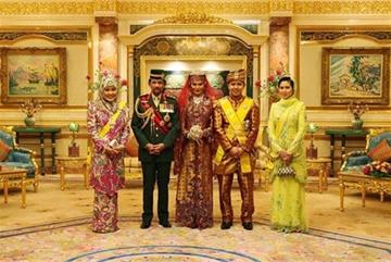 """Cung điện nghìn phòng của vị vua Đông Nam Á giàu """"nứt đố đổ vách"""""""