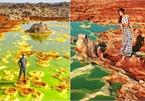 Thung lũng Chết và những nơi nóng nhất hành tinh