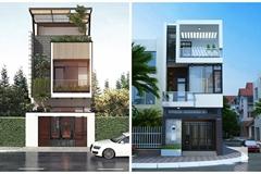 10 mẫu nhà phố tiết kiệm chi phí, được ưa chuộng cuối năm 2019