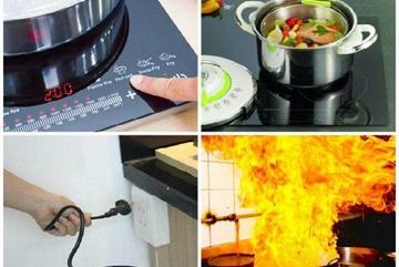 """Kiểu dùng bếp điện của các bà nội trợ """"thổi"""" tiền điện tăng gấp đôi"""