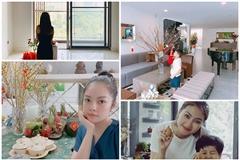 Biệt thự sang chảnh đến căn hộ tiện nghi của các bà mẹ đơn thân Vbiz