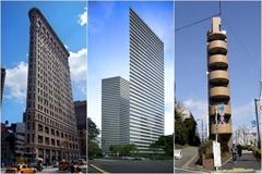 """Khó tin những tòa nhà mỏng dính như """"tờ giấy"""" nhưng siêu đắt đỏ"""