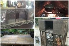 Những món nội thất trong nhà Việt xưa chỉ nhà giàu mới có