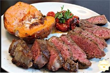 Những sai lầm tai hại khi ăn thịt bò nhiều người mắc