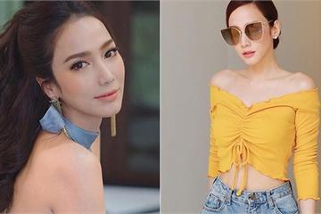 Mỹ nhân Thái đã U50 nhưng gu thời trang trẻ trung như gái đôi mươi