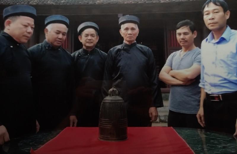He lo bi mat ve qua chuong Nhat Tao nghin nam tuoi
