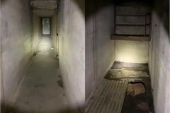 Thuê căn nhà cổ phát hiện cánh cửa kỳ lạ, choáng khi mở ra
