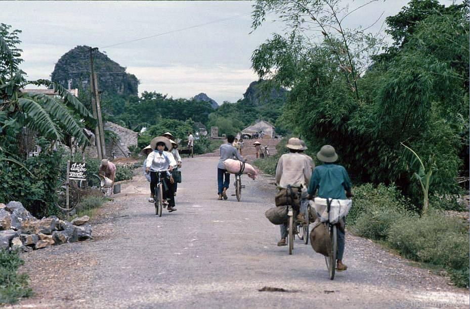 Tron mat canh cho lon bang xe dap o Viet Nam thap nien 1990-Hinh-4