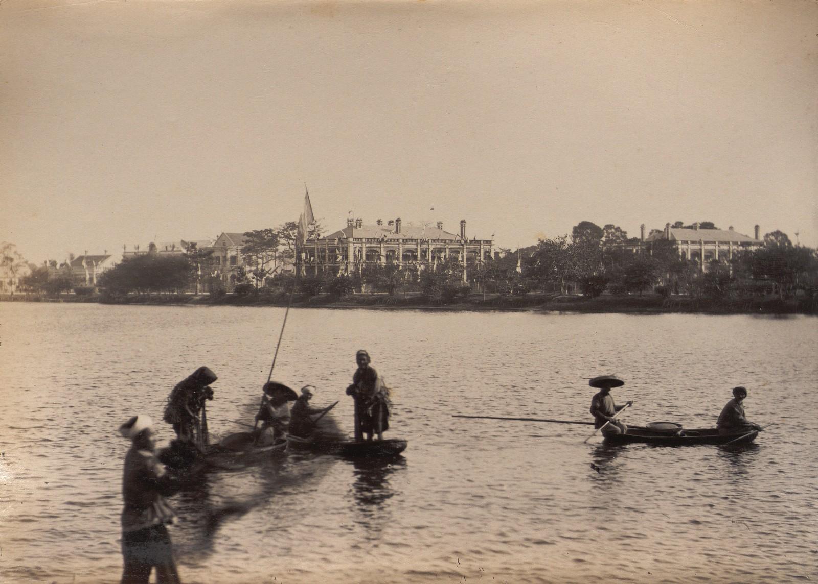 Anh cuc hiem ve ho Hoan Kiem thap nien 1890-Hinh-10