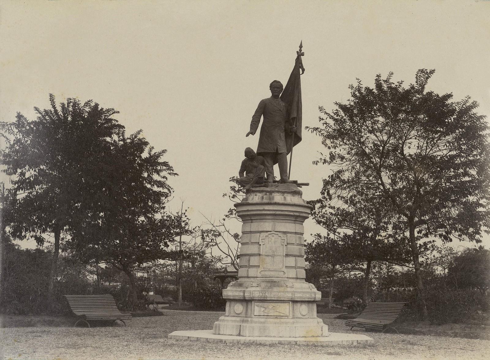 Anh cuc hiem ve ho Hoan Kiem thap nien 1890-Hinh-6