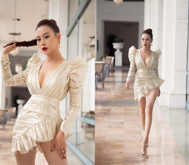 Phuong Oanh ngay cang nong bong, xinh dep hau dao keo-Hinh-6
