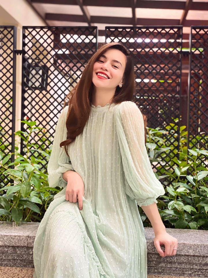 Thoi trang sang chanh cua nhung ba bau showbiz Viet mang thai doi-Hinh-4