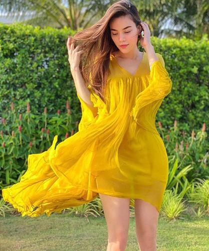 Thoi trang sang chanh cua nhung ba bau showbiz Viet mang thai doi-Hinh-5