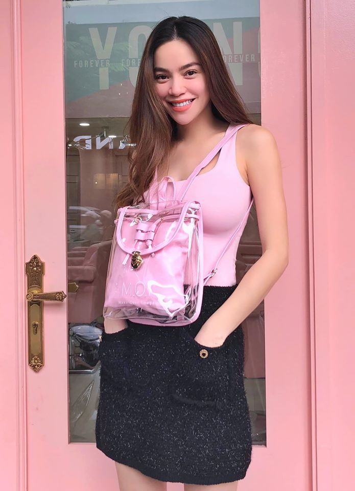 Thoi trang sang chanh cua nhung ba bau showbiz Viet mang thai doi