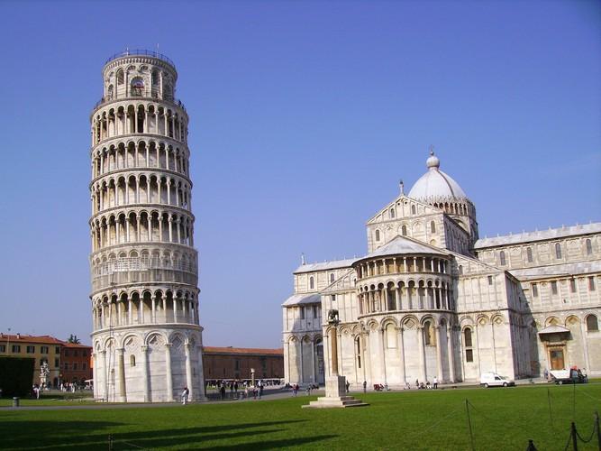 Vi sao thap nghieng Pisa mai khong the dung thang?-Hinh-5
