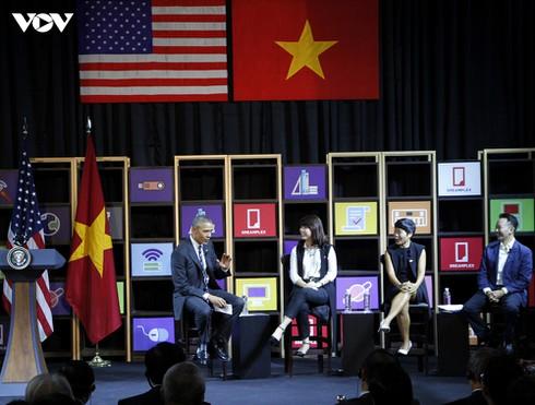 Shop TIN 25/5: TT Obama: Sự thân thiện của người Việt Nam chạm tới trái tim tôi - ảnh 13
