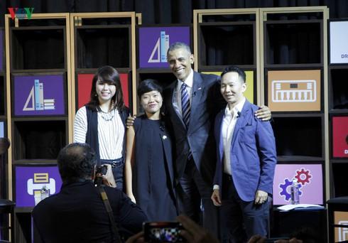 Shop TIN 25/5: TT Obama: Sự thân thiện của người Việt Nam chạm tới trái tim tôi - ảnh 14