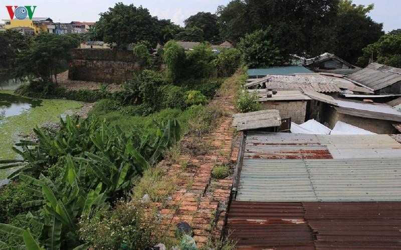 Gần 500 hộ dân trên sông Thượng Thành sẽ được di dời trong năm nay.