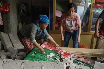 Người dân Mộc Châu lo lắng khi hứng chịu 5 trận động đất một ngày