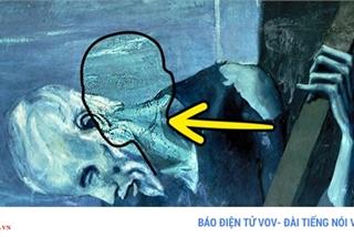 'Lạnh người' trước các bí mật che giấu dưới những bức tranh nổi tiếng