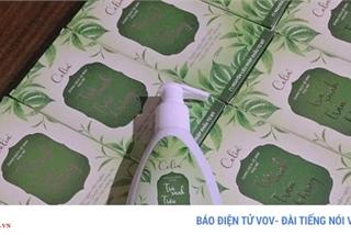Dung dịch vệ sinh phụ nữ trà xanh trầu bị thu hồi trên cả nước