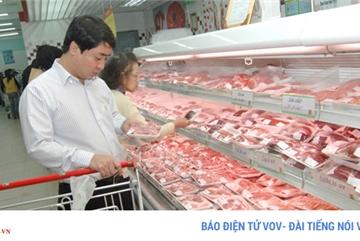 Cấp đông thịt để ứng phó với dịch tả lợn