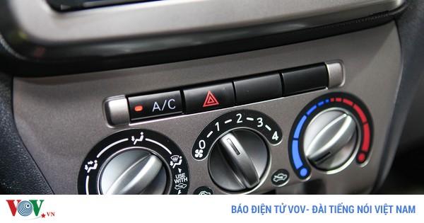 Mùa đông sử dụng điều hòa trên ô tô như thế nào cho đúng?