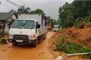 Mưa lũ tiếp tục gây thiệt hại nặng cho Lai Châu