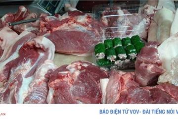 Bình ổn giá thịt lợn: cần rút ngắn khâu trung gian trong khâu cung ứng