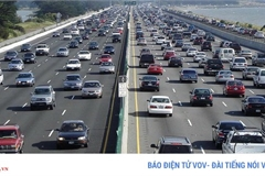 Mỹ: Chính quyền California cấm xe dùng khí đốt, tập trung mua xe xanh