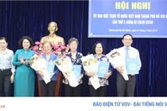 Phó bí thư Thường trực Thành ủy TP.HCM kiêm nhiệm Phó chủ tịch Mặt trận