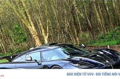 Hàng độc siêu xe Koenigsegg được rao bán hơn 7 triệu USD