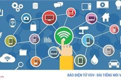Tốc độ Internet Việt Nam tăng 5 bậc