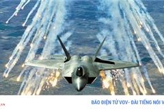Soi sức mạnh của siêu tiêm kích 'chim ăn thịt' F-22