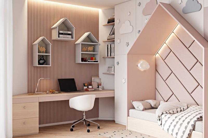 Nhà 2 phòng ngủ