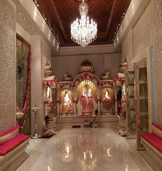111 CLGK Chiêm ngưỡng siêu biệt thự ở Mumbai của tỷ phú giàu nhất châu Á