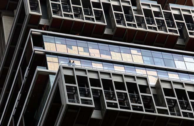 4 HQCF Chiêm ngưỡng siêu biệt thự ở Mumbai của tỷ phú giàu nhất châu Á