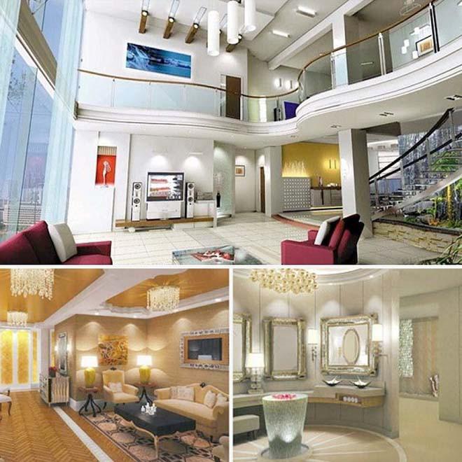 7 HOAU Chiêm ngưỡng siêu biệt thự ở Mumbai của tỷ phú giàu nhất châu Á